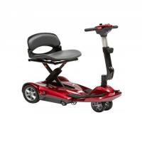 Dual Wheel Auto Fold Scooter