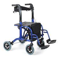 Tandem Duo Rollator & Wheelchair