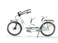 E-hugbike Power Assisted Tandem Cycle
