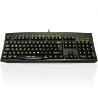 High Contrast & Visibility Keyboard