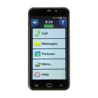 Powertel M9500 Senior Friendly Smartphone