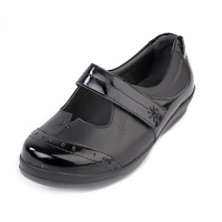 Filton Ladies Extra Wide Shoe