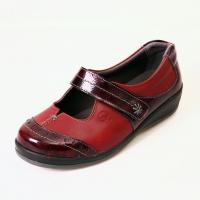 Filton Ladies Extra Wide Shoe