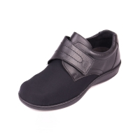 Walford Ladies Extra Wide Stretch Shoe