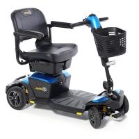 Pride Jazzy Zero Turn Scooter