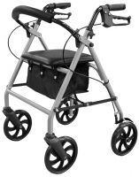 Roma Lightweight 4 Wheel Walker