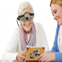 Jordy Wearable Low Vision Technology Video Magnifier