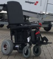 Mac Transit Powered Wheelchair