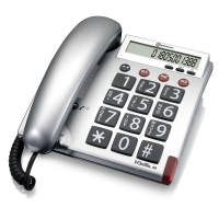 Bigtel 48 Big Button Telephone With Programmable Emergency Numbers