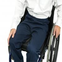 Elasticated Waist Wheelchair Premium Cotton Chinos