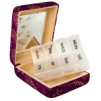 Vanity Seven Day Pill Box