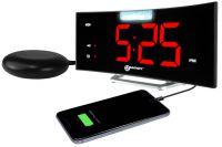Wake N Shake Curve Alarm Clock