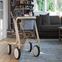 Scandinavian Butler Indoor Rollator