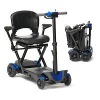 Foldy Pro Lightweight Automatic Folding Four Wheel Scooter