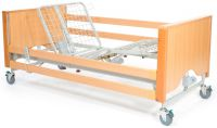 Encore Beech Electric Profiling Bed