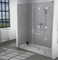 Opulence Inline Shower Door-enclosure