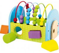 Abacus Activity Cube