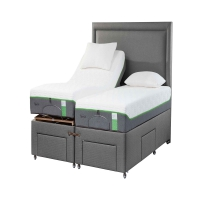 TEMPUR Moulton Adjustable Massage Divan
