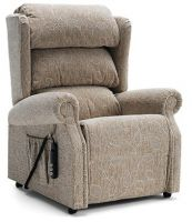 Eton Single Motor Riser Recliner Chair