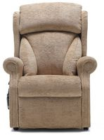 Senydd Single Motor Riser Recliner Chair