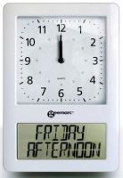 Viso 50 Analogue and Digital Dementia Clock