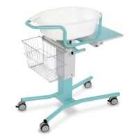 Variable Height Baby Bath