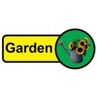 Long Garden Sign