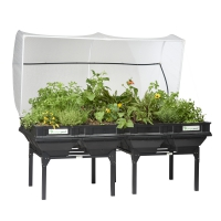Vegepod Self-contained Garden Bed With Cover