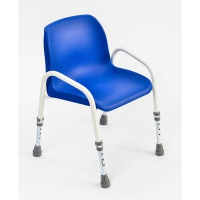 Childrens Height Adjustable Shower Chair