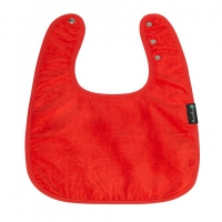 Back Opening Clothing Protector Bib