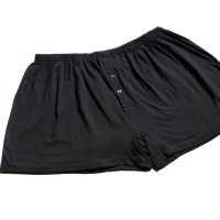 Plus Size Men's Cotton Boxer Shorts