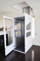 Enclosed Through-floor Home Lift