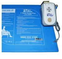 Fall Savers Connect Monitor Fall Alert System With Chair Sensor Pad