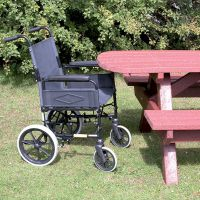 Sneyd Hill Wheelchair Access Picnic Unit
