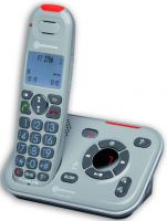 Powertel Amplified Cordless Telephone