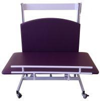 Folding Adjustable Height Changing Table