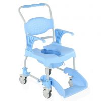 Aqua Shower Commode Chair