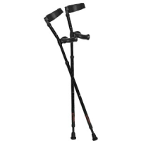 Forearm In-Motion Sports Crutches