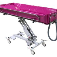 Crystal Variable Height Shower Stretcher