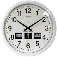Large Dementia Clock With Calendar