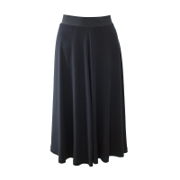 Abigail Flared 4 Panel Pull On Skirt
