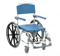 Aston Self Propelled Mobile Shower Commode Chair