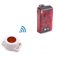 Wireless Call Button And Bleeper Pager Set