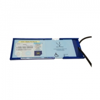 Large Blue Badge Protector