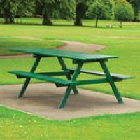 Cannock Chase Picnic Bench Extended Table Top