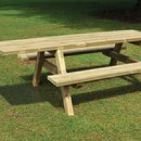 Springfield Picnic Unit Extended Table Top