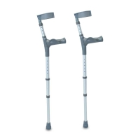 Comfort Grip Adjustable Crutches