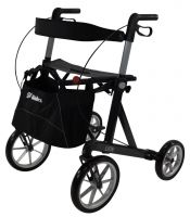 Mobilex Lion All Terrain 4 Wheel Rollator
