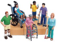 Special Needs Doll Figures