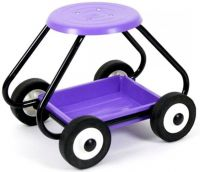 Garden Stool On Wheels